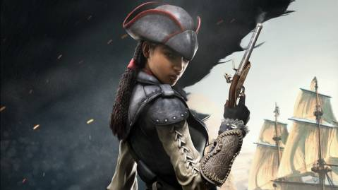 Aveline Assassins Creed 4 Black Flag