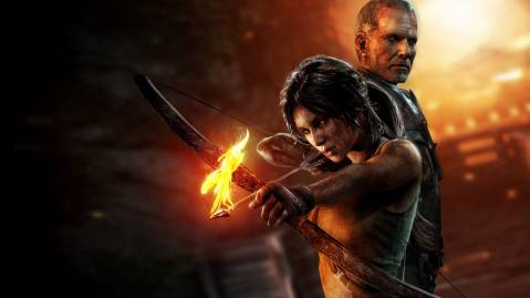 2013 Tomb Raider Game