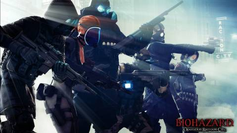 2012 Resident Evil Operation Raccoon City Game