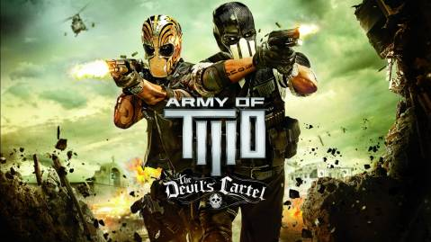 Army of Two the Devils Cartel 2013
