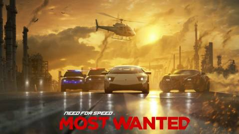 2012 Need for Speed Most Wanted