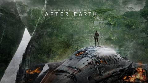 After Earth Movie 2013