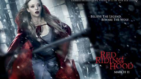 2011 Red Riding Hood
