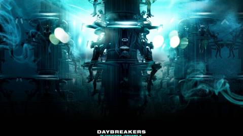 2010 Daybreakers Movie