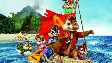 Alvin and the Chipmunks 3 2011
