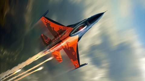 f 16 fighting falcon fighter aircraft