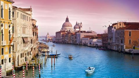 beauty of venice