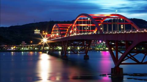 guandu bridge taiwan