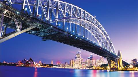 amazing sydney bridge